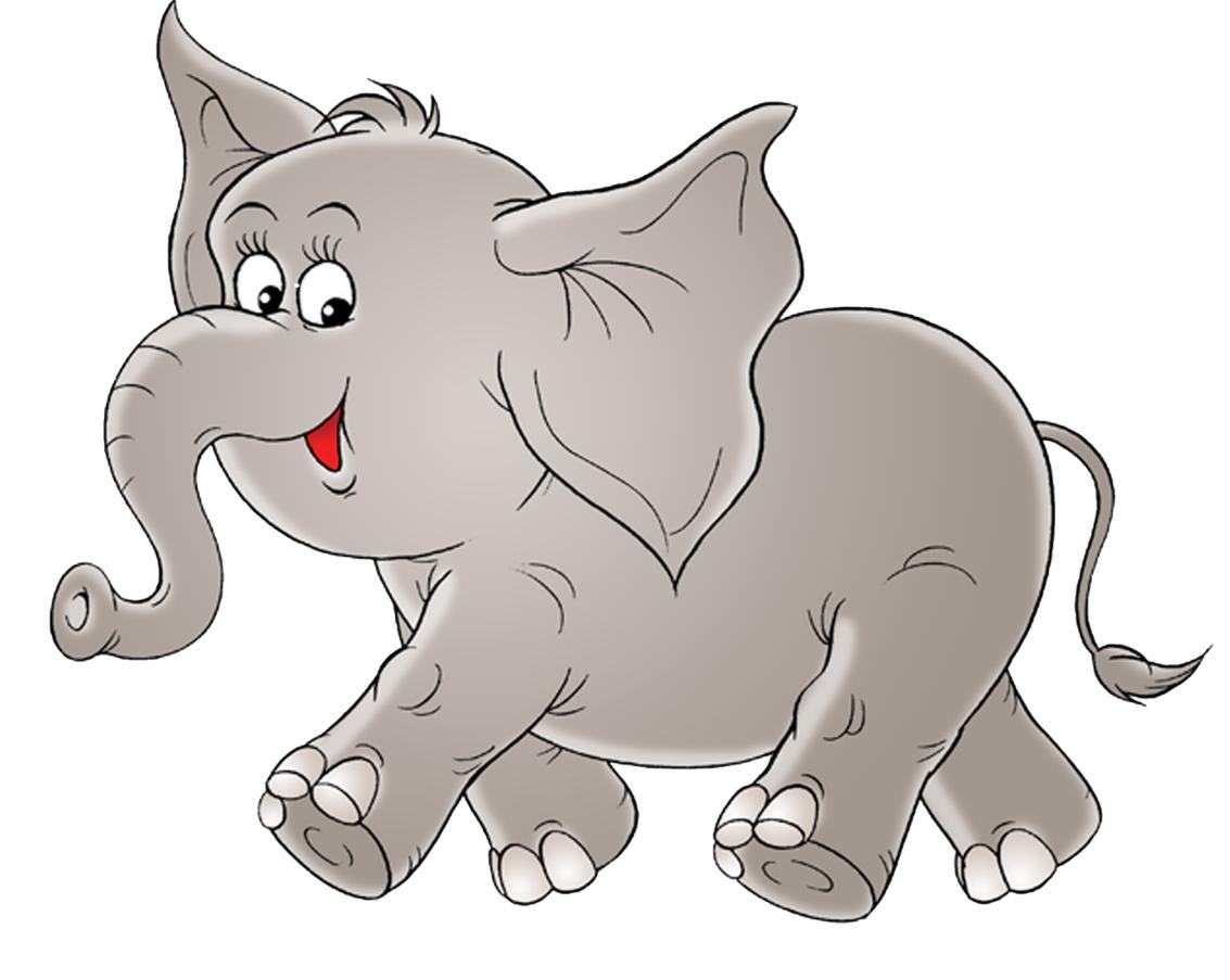 Картинки по запросу сказочный слоник рисунок